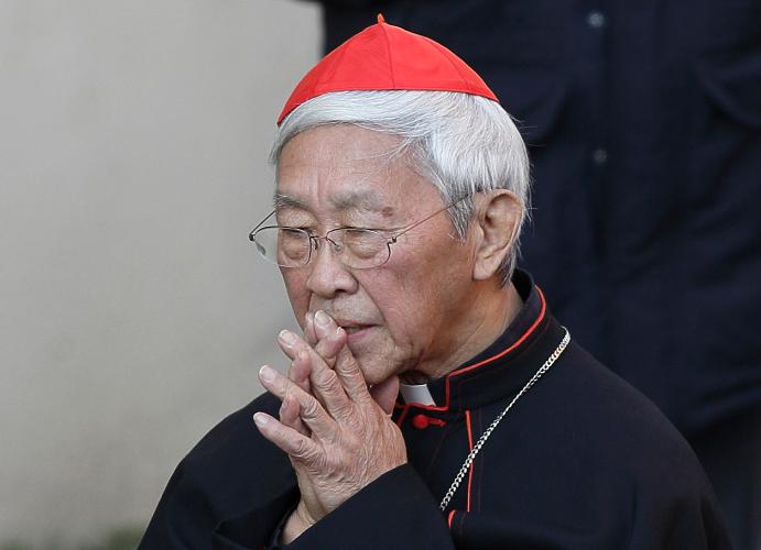 Константин Никифоров. Ватикано-Китайское соглашение