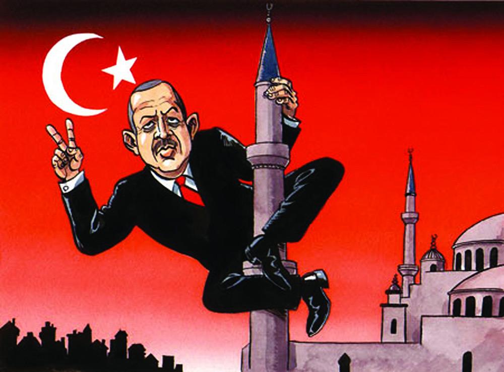 Scofield: дестабилизация Турции временно откладывается