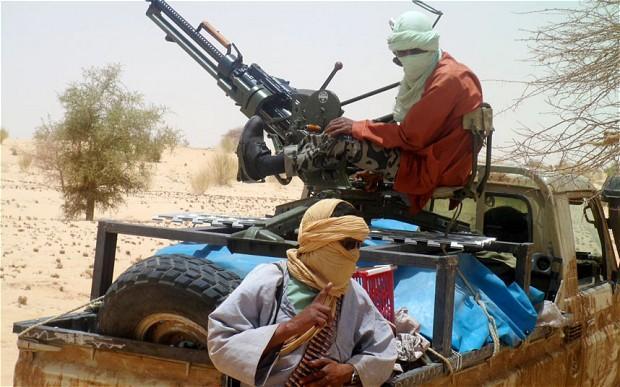 Scofield:  AFRICOM и транзит