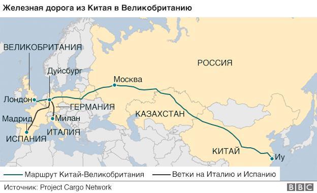 Константин Никифоров. Торговые пути Китая