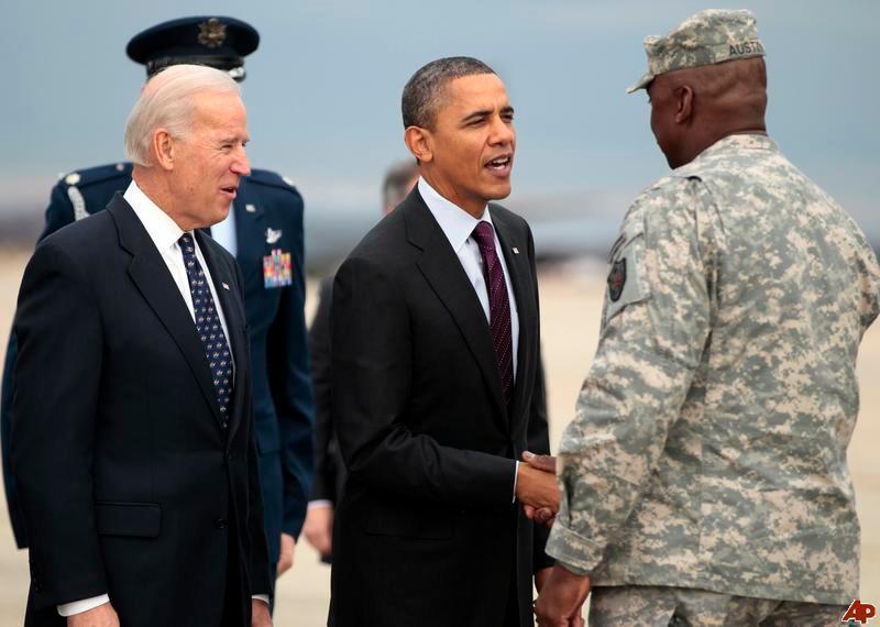 Scofield: Обама начинает и пока выигрывает