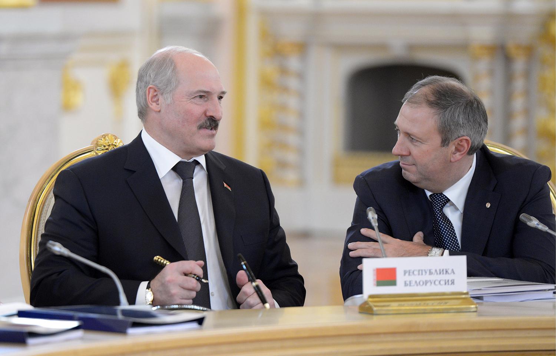 Преемник: согласится ли Лукашенко на Румаса?