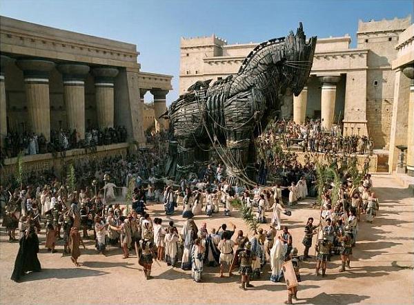 Scofield: Троянский конь